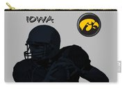 Iowa Football  Carry-all Pouch