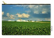 Iowa Soybean Farm Carry-all Pouch