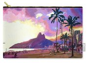Ipanema Sunset Carry-all Pouch