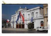 Iquique Chile Courtyard Carry-all Pouch