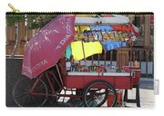 Iquique Chile Street Cart Carry-all Pouch