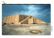 Iraq: Ziggurat In Ur Carry-all Pouch by Granger
