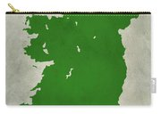 Ireland Grunge Map Carry-all Pouch