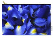 Iris Abstract Carry-all Pouch