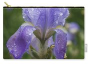Iris After Rain Carry-all Pouch