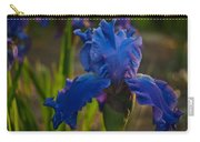Iris Aglow Carry-all Pouch