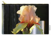 Iris Along The Fence 6731 H_2 Carry-all Pouch