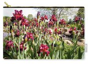Iris Among The Rocks Carry-all Pouch