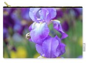 Ballet Girl. The Beauty Of Irises Carry-all Pouch