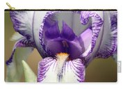 Iris Close-up Carry-all Pouch