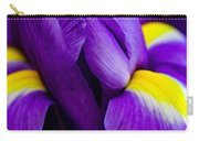 Iris Detail 2 Carry-all Pouch