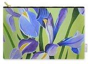 Iris Fields - Center Panel Carry-all Pouch