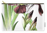Iris Germanica, The German Iris Carry-all Pouch