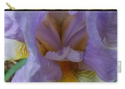 Iris Heart Carry-all Pouch
