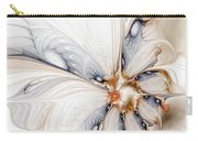 Iris Carry-all Pouch by Amanda Moore