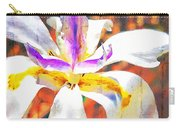 Iris Purples Carry-all Pouch