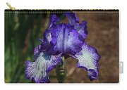 Iris Unraveled Carry-all Pouch