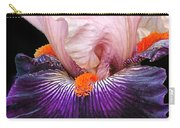 Iris Up Close Carry-all Pouch