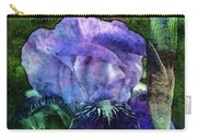 Iris With Buds 9821 Idp_2 Carry-all Pouch