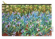 Irises Carry-all Pouch