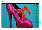 Irish Burlesque Shoe    Carry-all Pouch