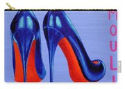 Irish Burlesque Shoes Carry-all Pouch
