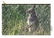 irish Hare Carry-all Pouch
