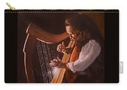 Irish Harp Carry-all Pouch