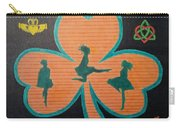 Irish Step Dancers Carry-all Pouch