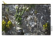Irish Stone Flowers Carry-all Pouch