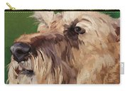 Irish Terrier Carry-all Pouch