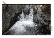 Irish Waterfall Carry-all Pouch by Patrick J Murphy