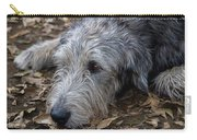 Irish Wolfhound Ivan Carry-all Pouch