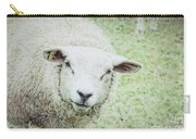 Irish Wool Carry-all Pouch