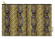 Iron Chains With Money Seamless Texture Carry-all Pouch