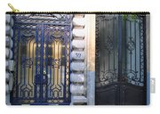 Iron Door Of Brussels Carry-all Pouch