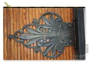 Iron Flowers Carry-all Pouch
