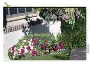 Iron Garden Bench Carry-all Pouch