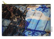Iron Gate Abstract Carry-all Pouch