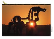 Iron Horse Heart Warming Carry-all Pouch