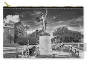 Iron Mke Statue - Parris Island Carry-all Pouch