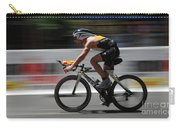 Ironman Need For Speed Carry-all Pouch by Bob Christopher