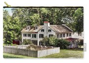Ironmaster Mansion At Hopewell Furnace  Carry-all Pouch
