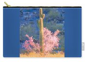 Ironwood Saguaro Dance Carry-all Pouch