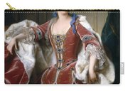 Isabella Farnese. Queen Of Spain Carry-all Pouch