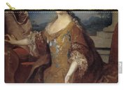 Isabella Louise Of Orleans. Queen Of Spain Carry-all Pouch