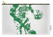 Isaiah Thomas Boston Celtics Pixel Art 2 Carry-all Pouch