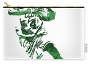 Isaiah Thomas Boston Celtics Pixel Art 5 Carry-all Pouch
