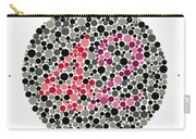Ishihara Color Blindness Test Carry-all Pouch