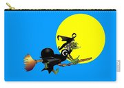 Islamic Flying Witch Carry-all Pouch